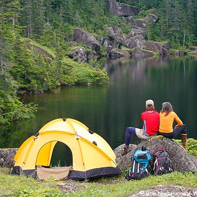 booking campground