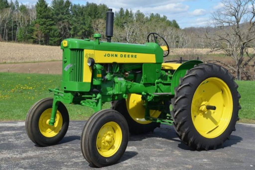 Local Used Tractors