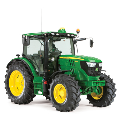 Professional Used Tractors