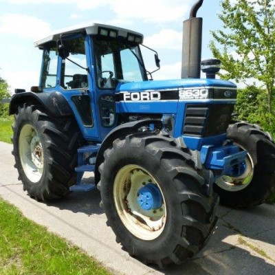 Top Used Tractors