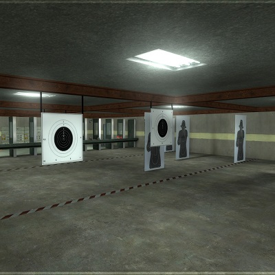 find shooting range