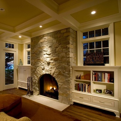 Professional interior home projects