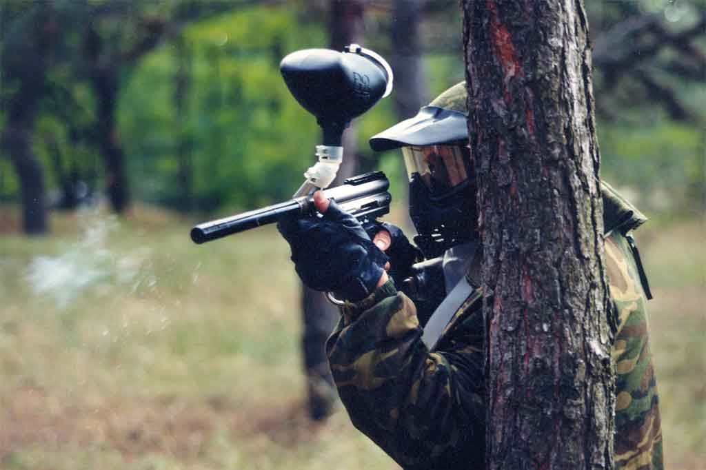 Best Paintball company
