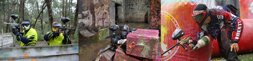 Areas best Paintball