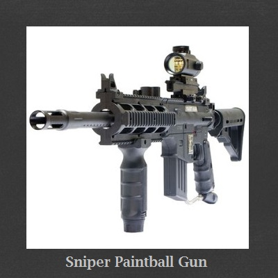 The Paintball specialists