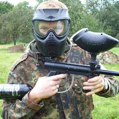 The leading Paintball company