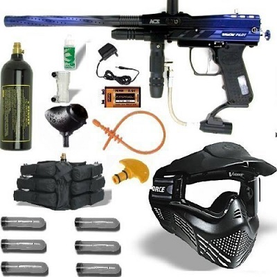 We specialize in Paintball