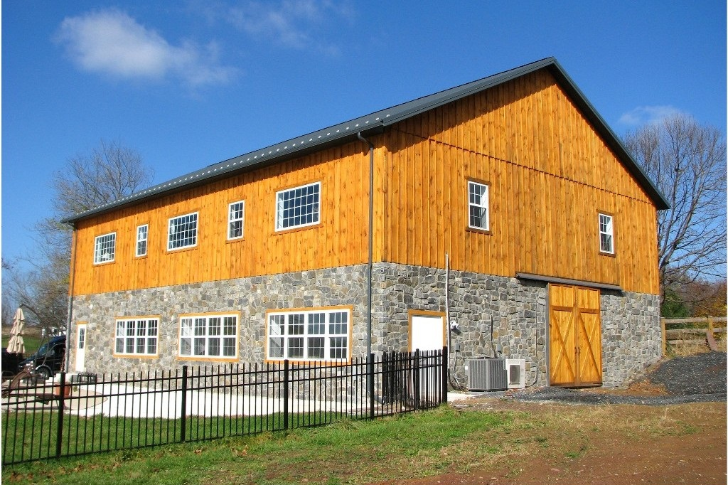 Pole Barn Builders Services A Leading Pole Barn Builders