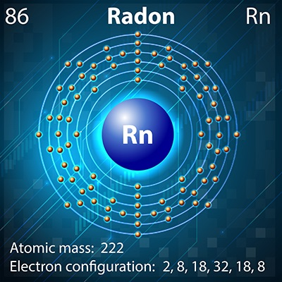 Radon system cost Washington