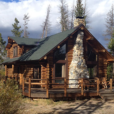 Affordable Log Home Cabins