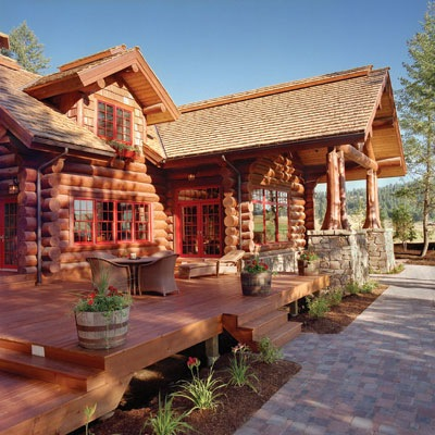 Top Log Cabins