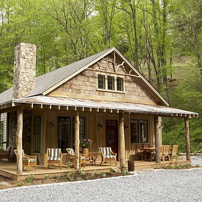 Build Log Home Cabins