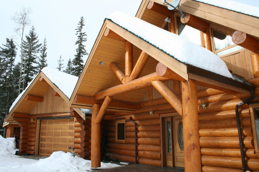 Best Log Home Cabins