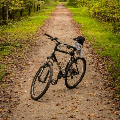 Hiking And Biking Trail