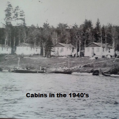 1940s cabins