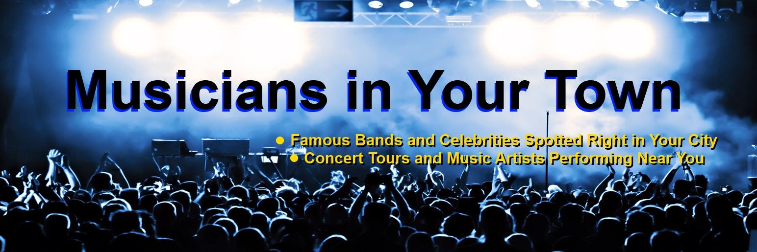 Band Concert Tour Schedule