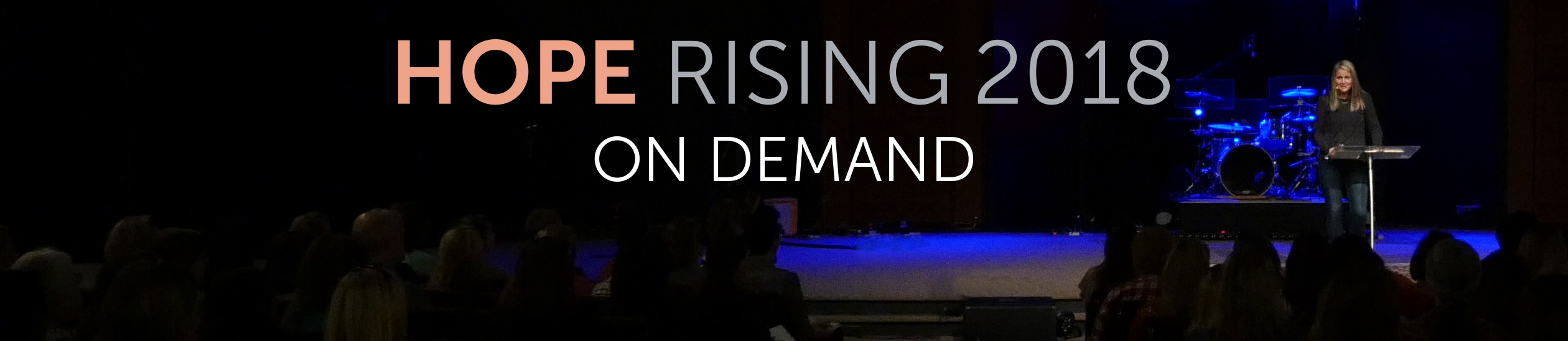 Hope Rising Conference for betrayed spouses to find hope