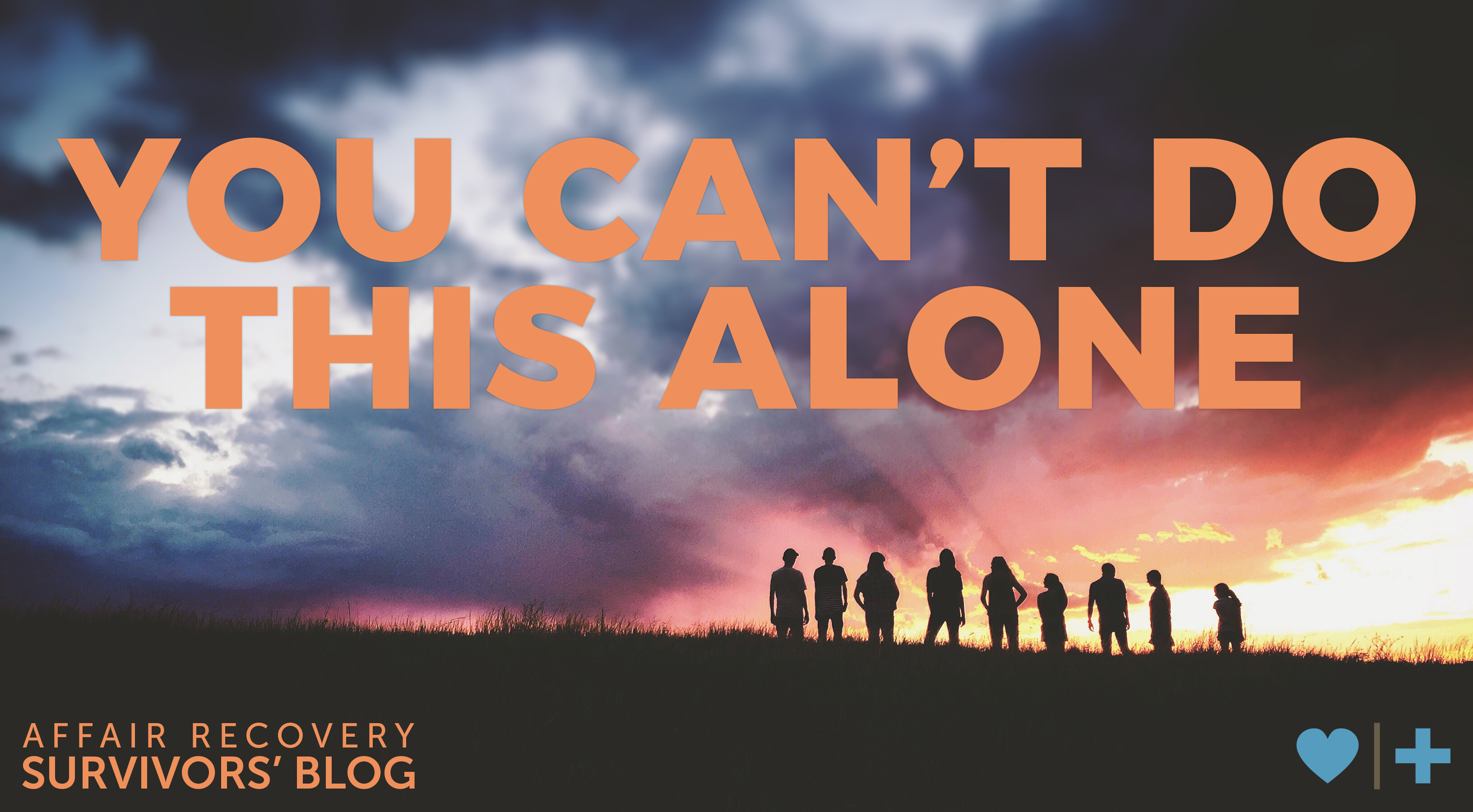 you can't do this alone-survivors blog-chase-angels amont us