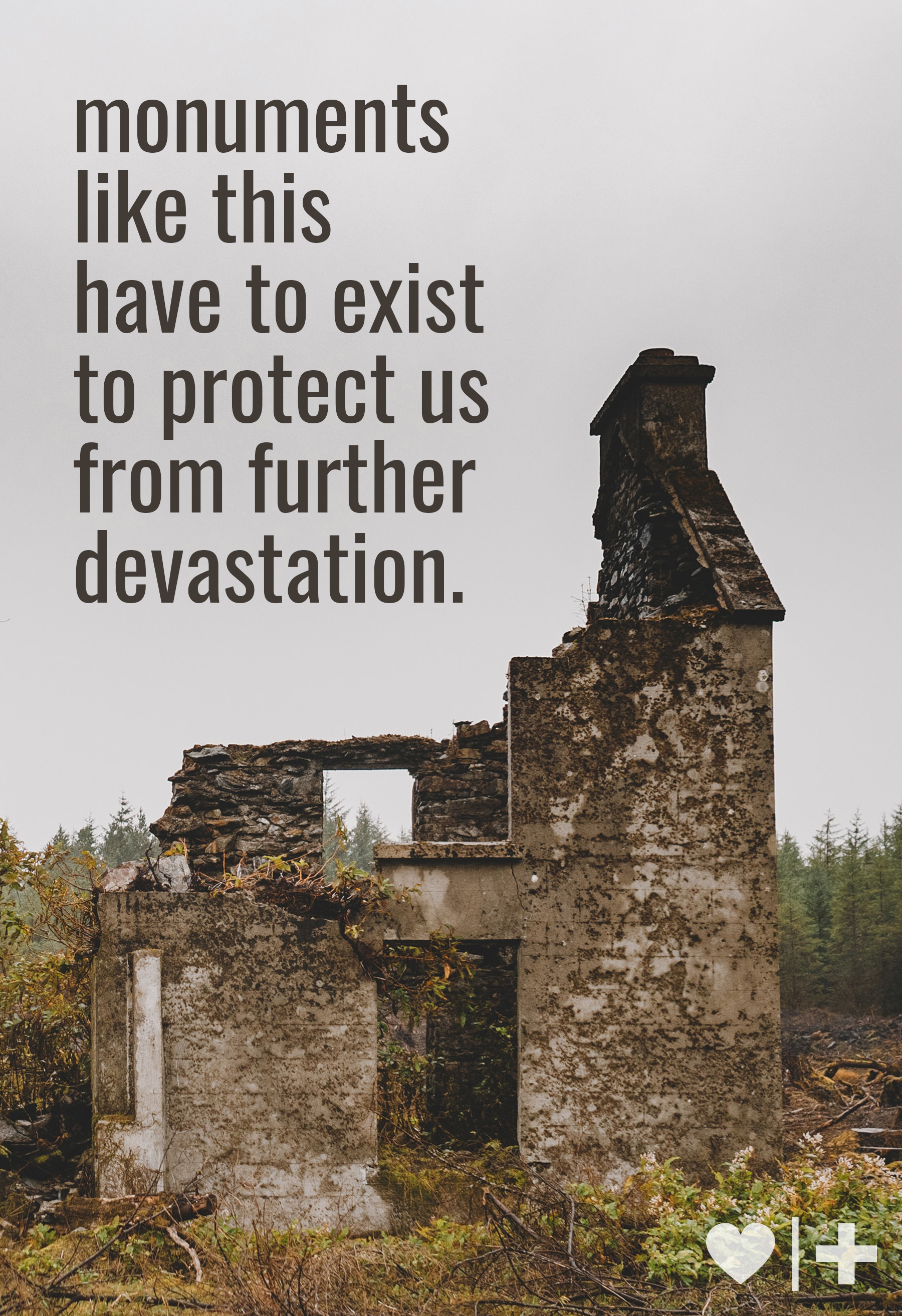 affair recovery-survivors Blog-Elizabeth-Ruins-monuments like this have to exist to protect us from further devastation