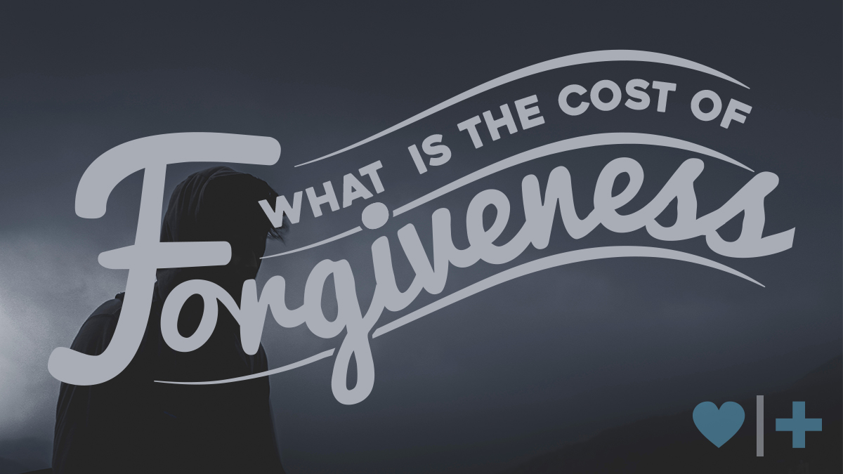 Forgiving Infidelity: The High Price of Forgiveness
