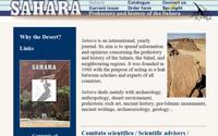 Sahara Journal