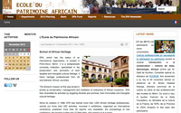 EPA - Ecole du Patrimoine Africain