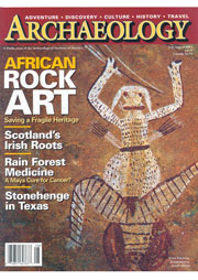African Rock Art Archaeology