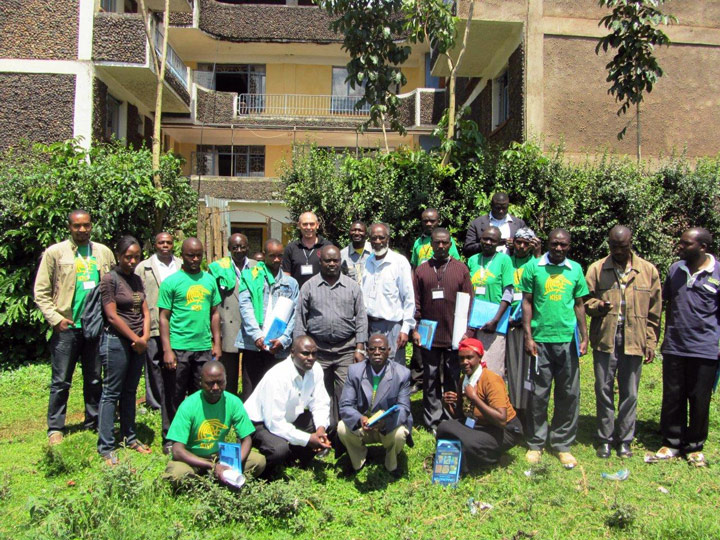 Engager's Workshop, Kisii