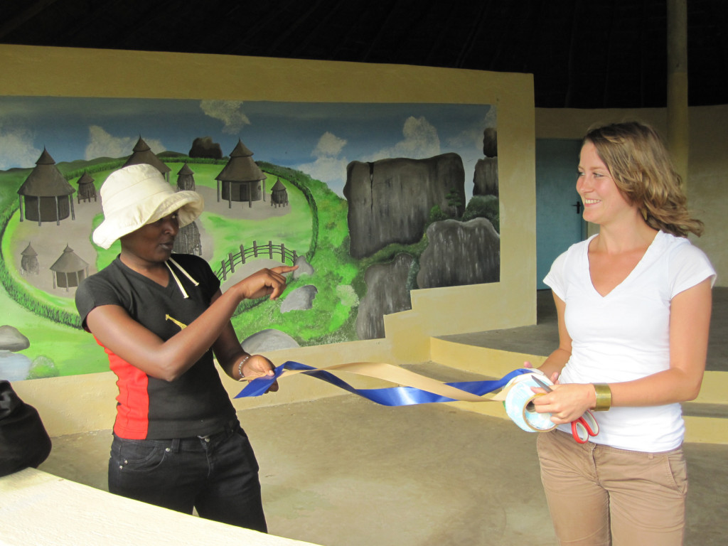 International Internship, Trust for African Rock Art