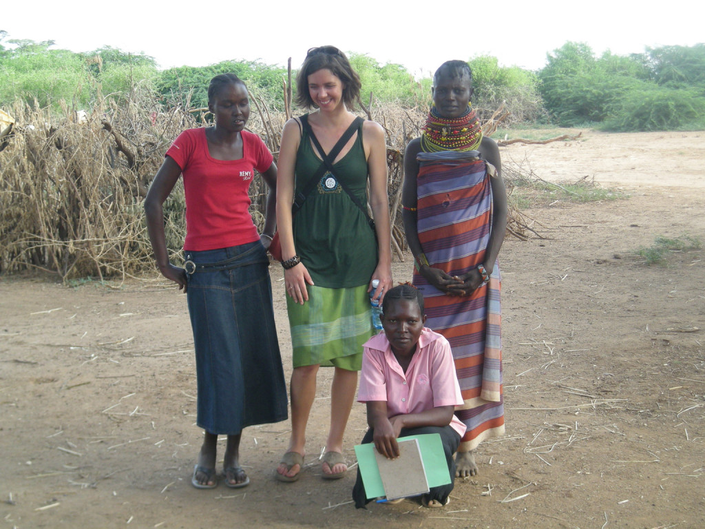 International Internship, Trust for African Rock Art