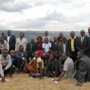 community workshop, kenya