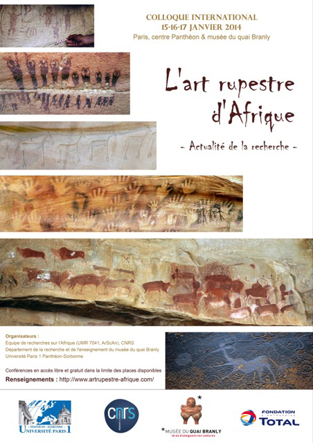 African Rock Art, Paris Conference
