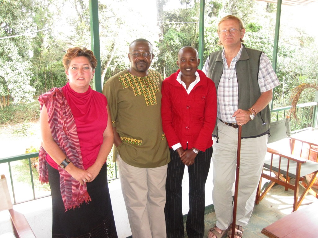 Aghan Odero, Director, Kenya Cultural Centre, TARA, Trust for African Rock Art