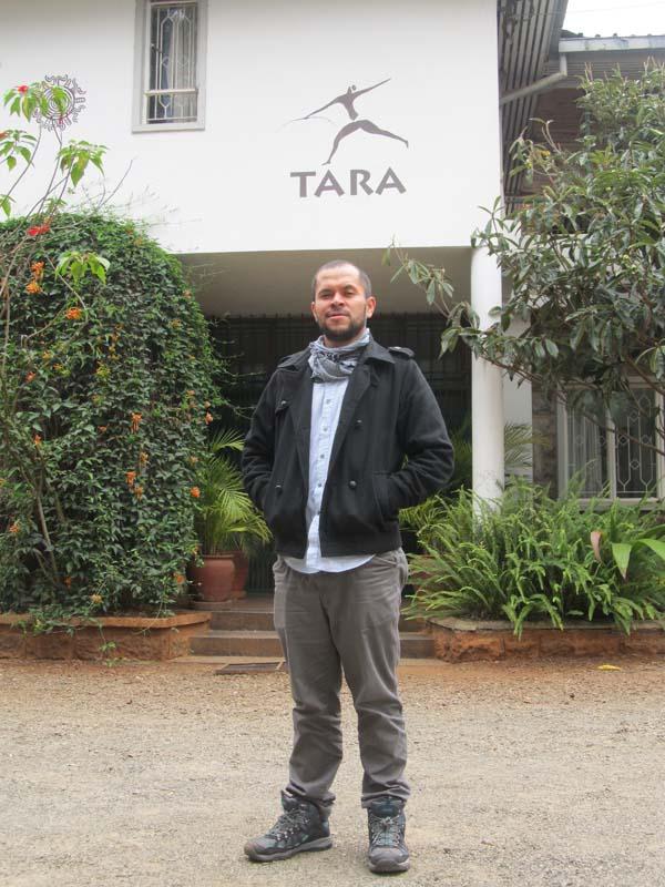 TARA's intern