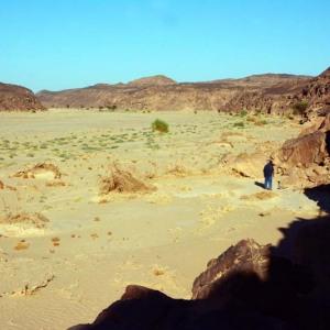 Survey Trip – Eastern Desert, Egypt