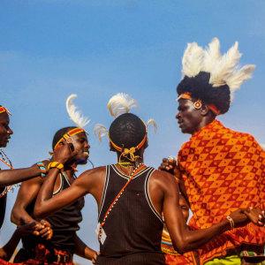 Kalacha Cultural Festival 2014, Trust for African Rock Art