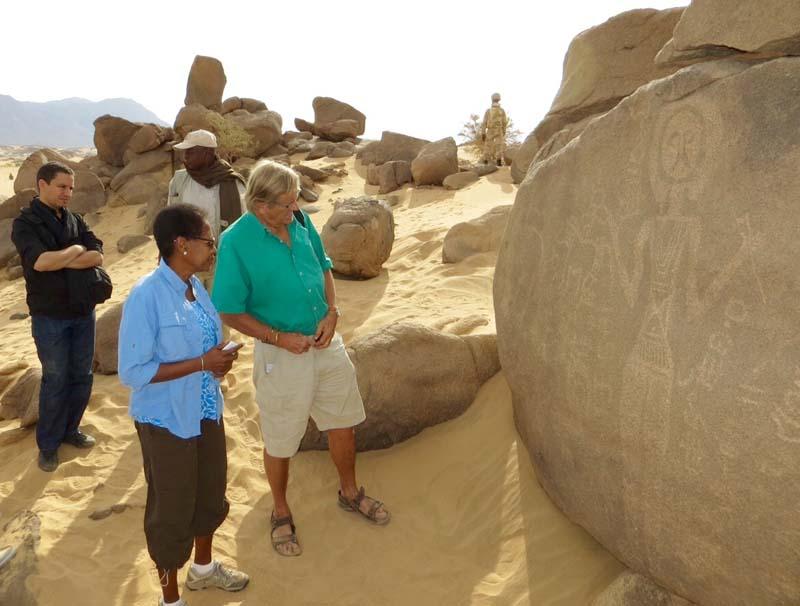 Niger site