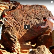 Saharan Rock Art In Peril