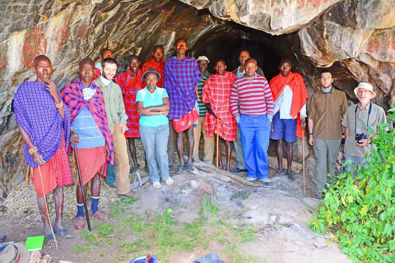 Cave Masaai