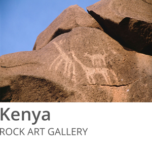 Kenya Rock Art Gallery