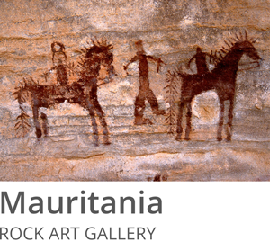 Mauritania Rock Art Gallery