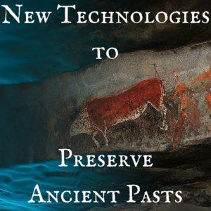 technology preserving rock art