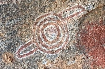 new rock art kenya