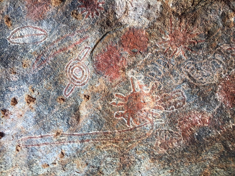 new rock art find kenya