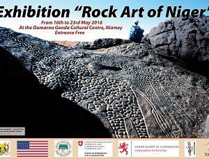 niger rock art exhbition