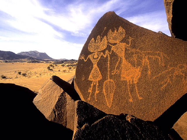TARA, Rock Art Safaris, Trust for African Rock Art, African Rock Art Project
