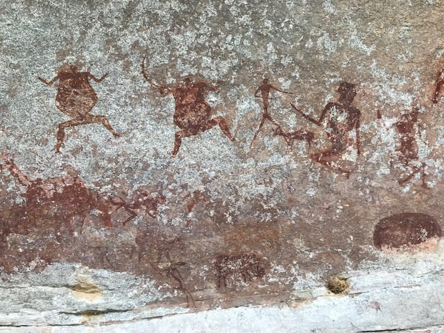 Rock Art Sites in Zimbabwe