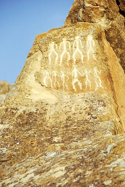 petroglyphs, trust for african rock art