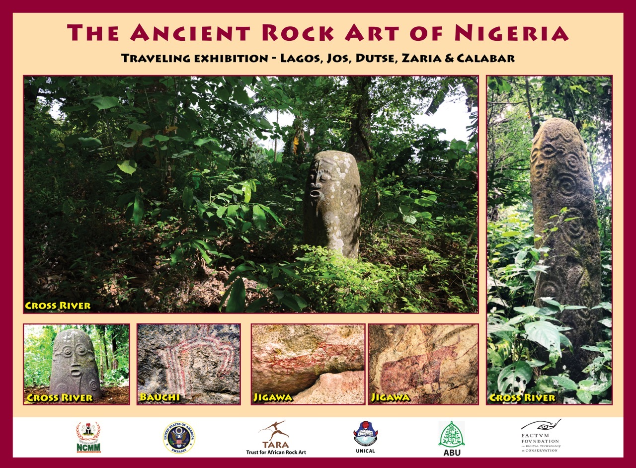 The Ancient Rock Art of Nigeria