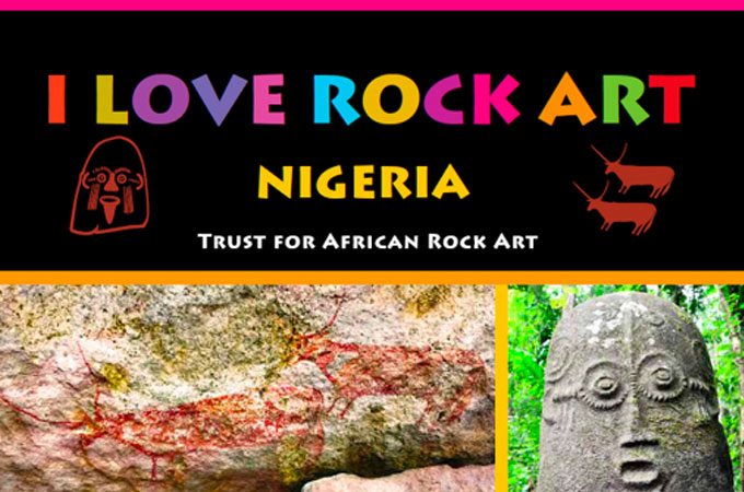 I Love Rock Art - Nigeria